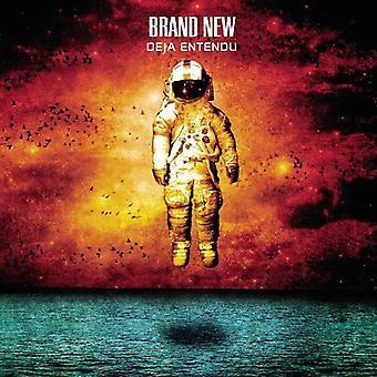 Brand New - Deja Entendu [CD] USA import