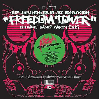 Jon Spencer Blues Explosion - Freedom Tower: No Wave Dance Party 2015 [Vinyl] USA import