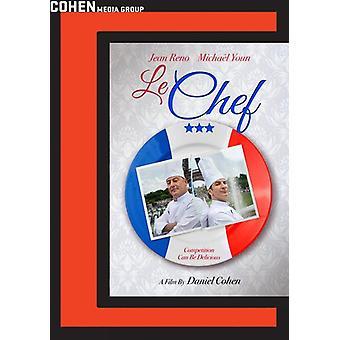 Le Chef [DVD] USA import