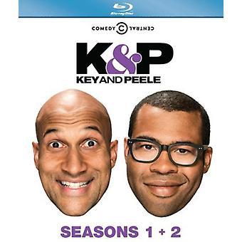 Key & Peele: Season 1-2 [BLU-RAY] USA import