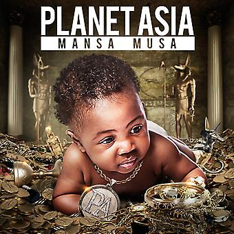 Planet Asia - Mansa Musa [CD] USA import