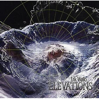 Erik Wollo - Elevations [CD] USA import