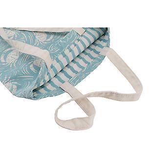 المعاملة هدايا مرفأ السلطعون الأزرق حقيبة تسوق