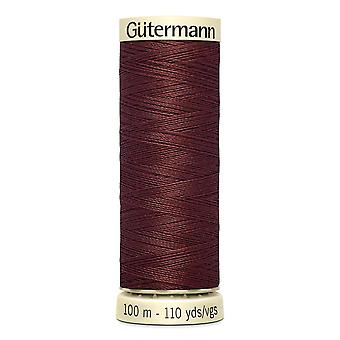 Gutermann Sew-all 100% Polyester Thread 100m Hand and Machine Colour Code  - 174