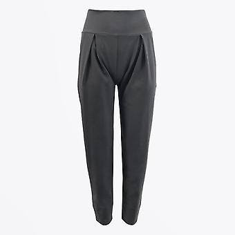 Ania Schierholt  - Tech Cuffed Pant - Grey