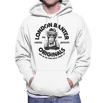 London Banter Originals Daper Ape Männer's Kapuzen Sweatshirt