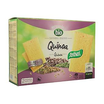 Quinoa Light Toasts Bio 200 g