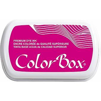 Clearsnap ColorBox Premium Dye Inkpad Full Size Raspberry