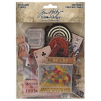 Idea-ology Tim Holtz Junk Drawer Baseboards