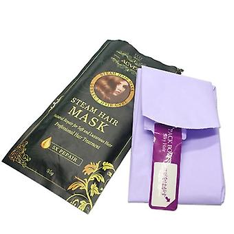 Automatic Heating Steam Hair Mask Moisturizing Nourish, Oil Treatment Hair