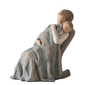 Albero di salice la figurina di Quilt