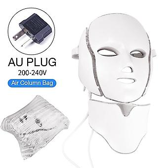 Facial Mask, Photon Therapy - Face Acne Remover, Skin Tighten, Wrinkle Removal