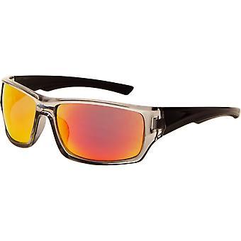 Sonnenbrille Unisex  rechteckig grau   (A-Z9150)