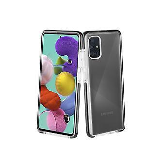 Casco para Samsung Galaxy A51 Caso tigre reforçado Choque macio
