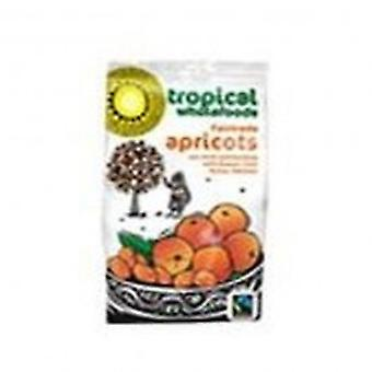 Tropical Wholefoods - Fairtrade Sun Dried Apricot 125g