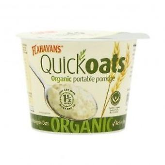 Flahavans - Flahavans Quick Oats Organic Porridge - No Added Sugar