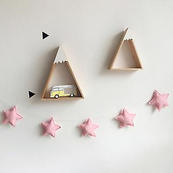 Nordic Baby Room Handmade Nursery Star Garlands