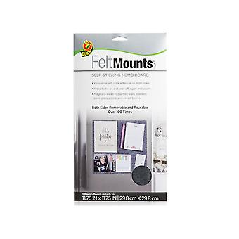 Shurtape Duck® FeltMounts™ Self-Sticking Memo Board 286299