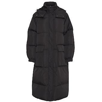 b.young Cristel Black Gewatteerde jas