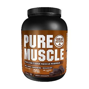 Pure muscle 1,5 kg of powder (Vanilla)