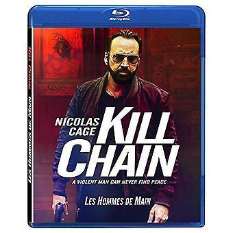 Kill Chain [Blu-ray] VS importeren