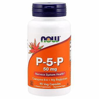 Now Foods P-5-P, 50 mg, 90 Veg Caps