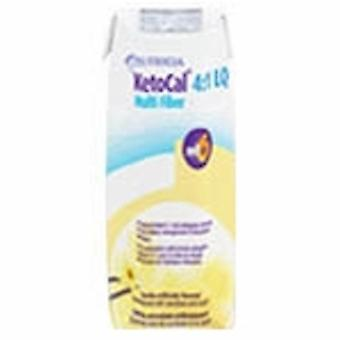 Nutricia North America Oral Supplement KetoCal 4:1 Vanilla Flavor 8 oz. Container Carton Ready to Use, 1 Each