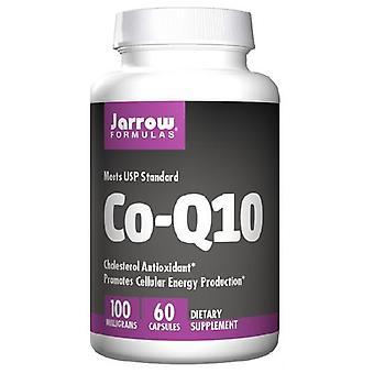 جارو الصيغ Co-Q10, 100 ملغ, 60 قبعات