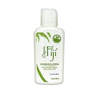 Organic Fiji Lavender Nourishing Lotion For Face & Body, 3 Oz
