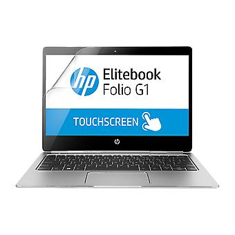 Celicious Matte Anti-Glare Screen Protector Film Compatible with HP Elitebook Folio G1 (Touch) [Pack of 2]
