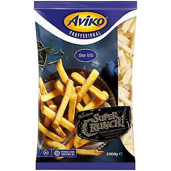 Aviko Frozen Supercrunch Thick Cut Chips 18mm