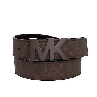 MK شعار حزام مشبك