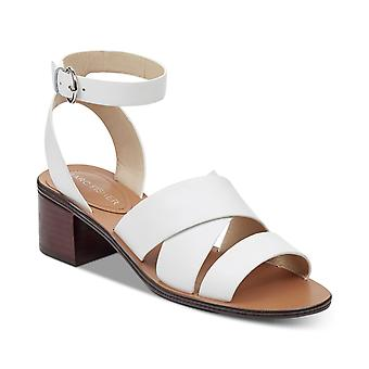 Marc Fisher naisten Omela nahka avoin toe rento nilkka hihna sandaalit
