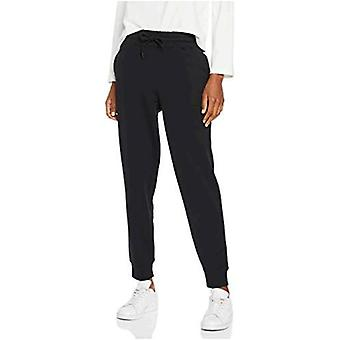 Brand - find. Women's Tapered Cotton Jersey Joggers
