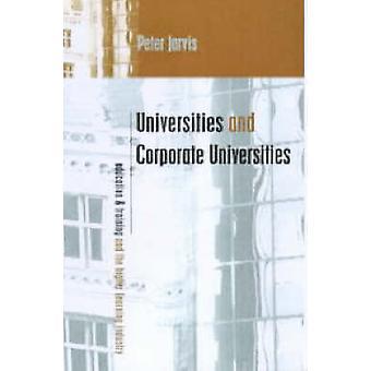 الجامعات وجامعات الشركات - صناعة التعليم العالي