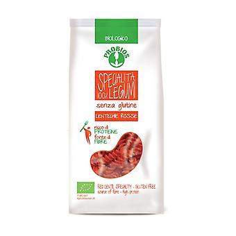 Fusilli 100% red lentils None