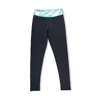 Leggings With Sparkly Marine Waist