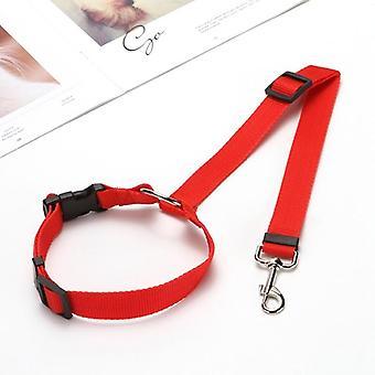 Universal Practical Dog Cat Pet Safety Adjustable Car Seat Belt