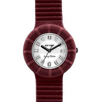 Hip hop watch velvet hwu0156