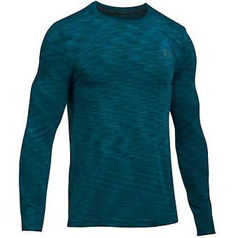 Under Armour Threadborne Seamless Long Sleeve T-Shirt Mens Top 1289615 953