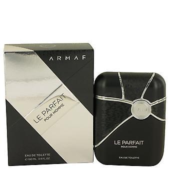 Armaf Le Parfait by Armaf Eau De Toilette Spray 3.4 oz / 100 ml (Men)