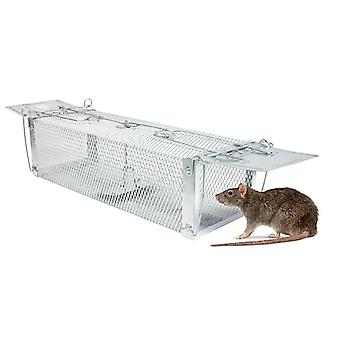 Rattenfalle tierfreundlich - 60x16x13.5cm