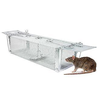 Animal rato armadilha amigável - 60x16x13.5cm
