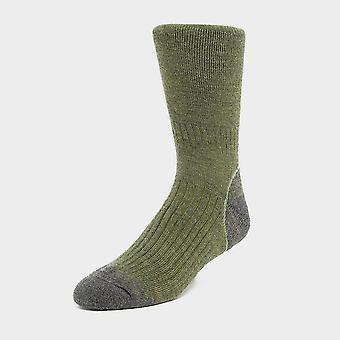 Brasher Men's Trekker Sock Green