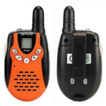 Lapset Rt602 Ladattava 0.5w Radiopuhelin Talkie 2kpl