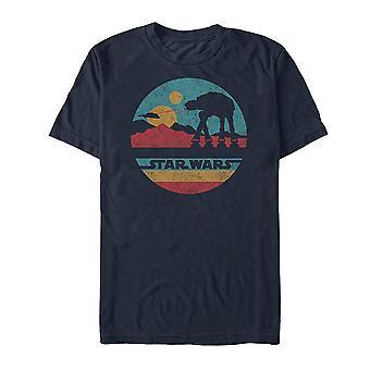 Star Wars At At Mountain T-Shirt