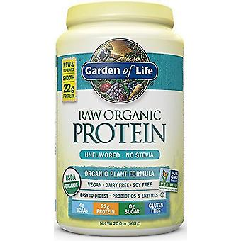 Garden of Life Raw Organic Protein Unflavored 568 gr