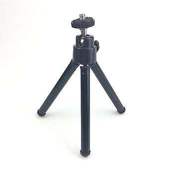 Mini Aluminum Metal Lightweight Tripod Stand Mount