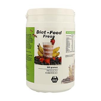 Diet Food Smoothie (Strawberry Flavor) 500 g (Strawberry)
