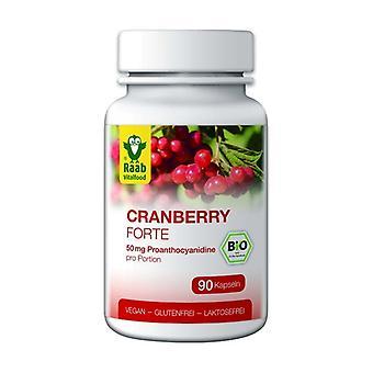 Cranberry Forte 90 capsules